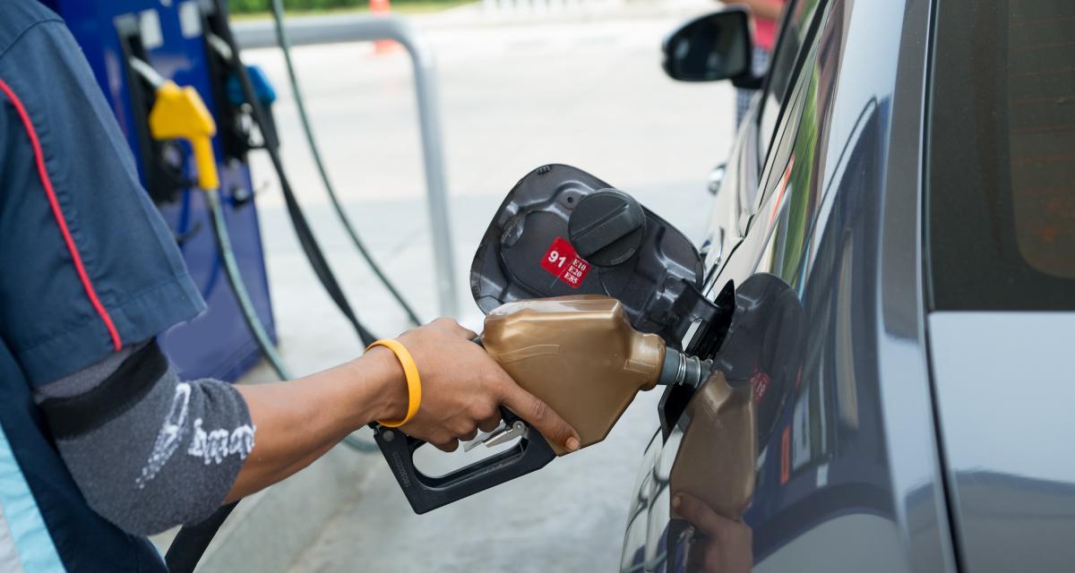 Prix de l'essence et du gazole : ça n'arrête pas de grimper !