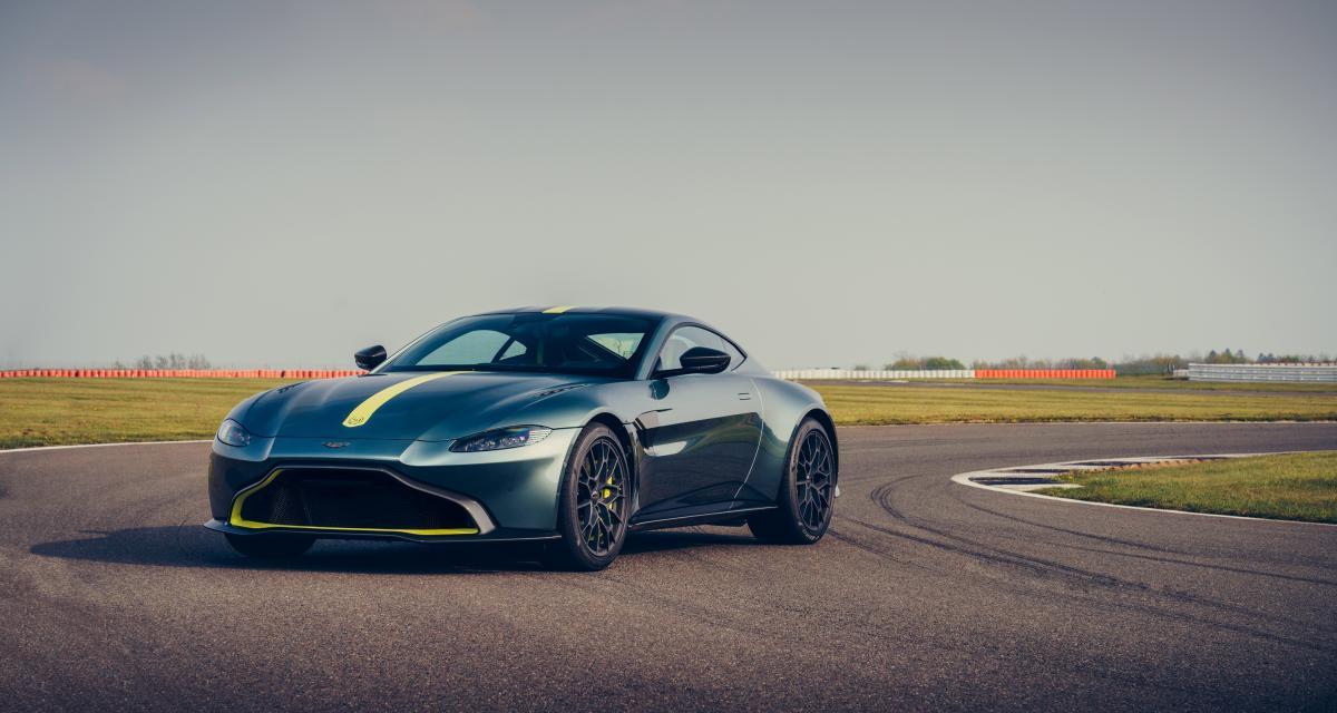 La Vantage AMR, une Aston Martin très mécanique