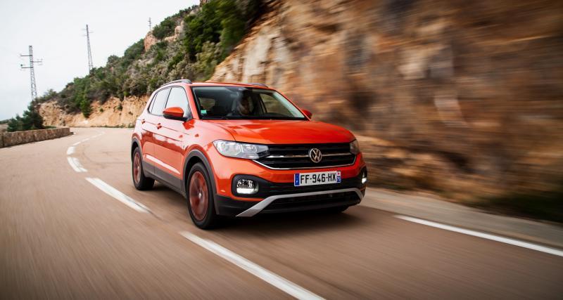 Nouveau Volkswagen T-Cross: notre essai complet du SUV compact