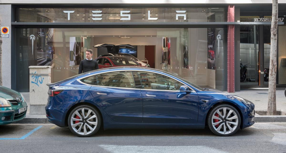 Tesla Model 3 : en quelques mois, elle a déjà conquis l'Europe