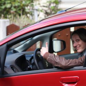 Marie-Gaëlle B., roule en Citroën C-Zero: «Cette voiture cochait toutes les cases »
