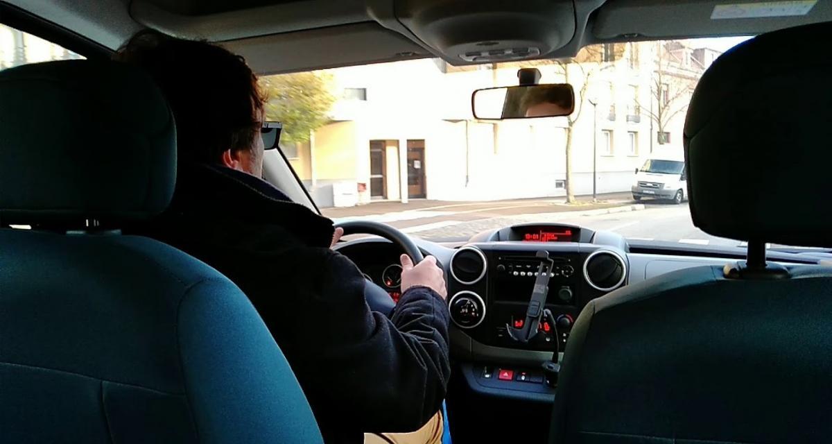 Jonathan D., roule en Citroën E-Berlingo Multispace: «Une recharge complète ne me coûte que 2 euros!»