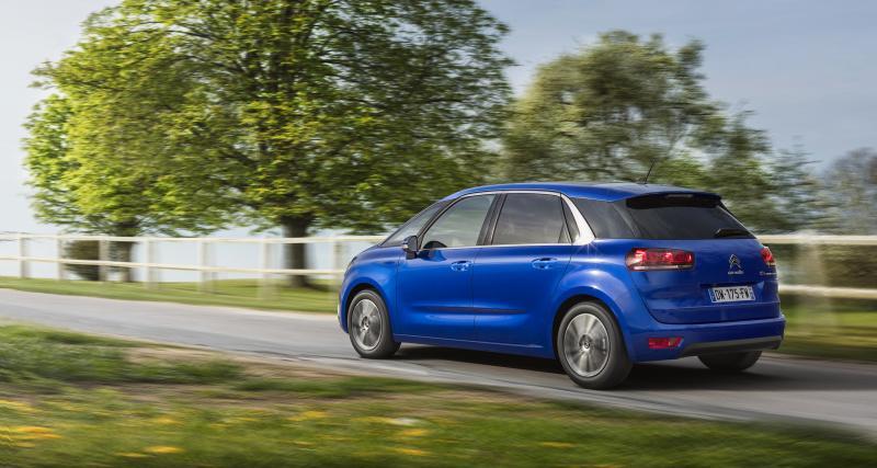 Arrêt de production : le Citroën C4 SpaceTourer donne de l'air aux crossovers