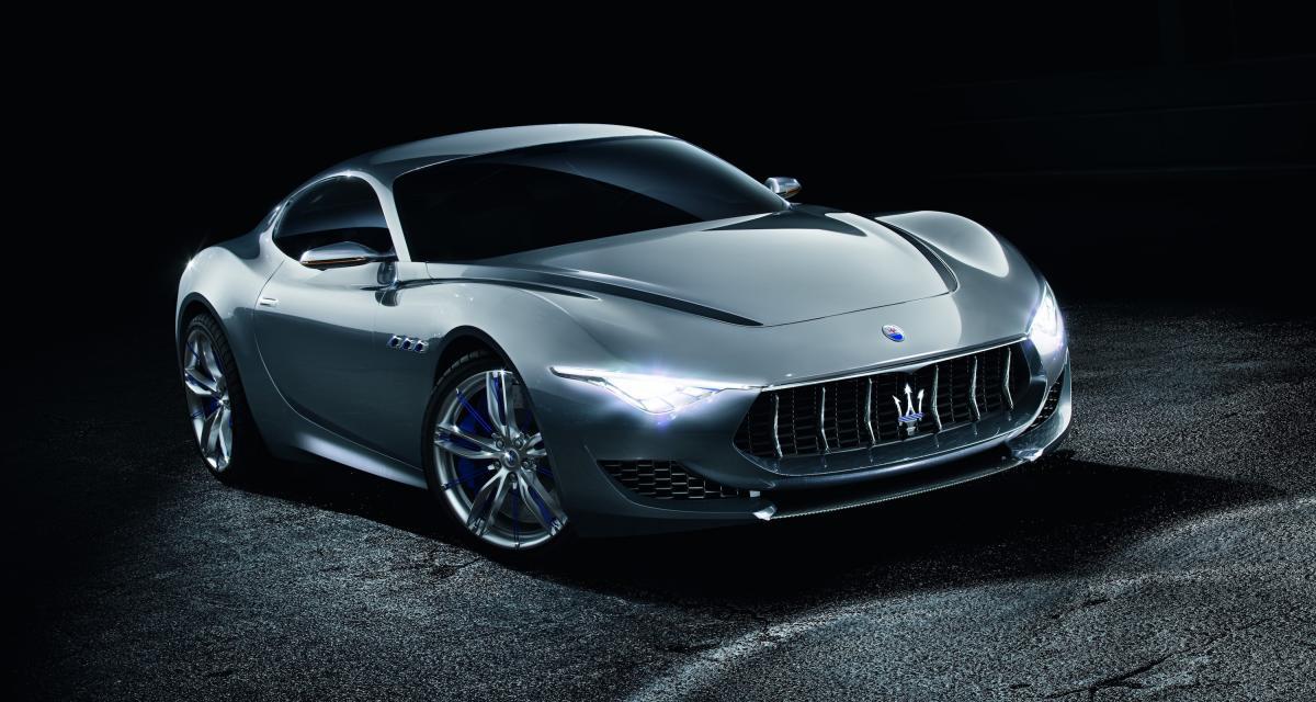 Les Maserati ? Jamais sans bruit !