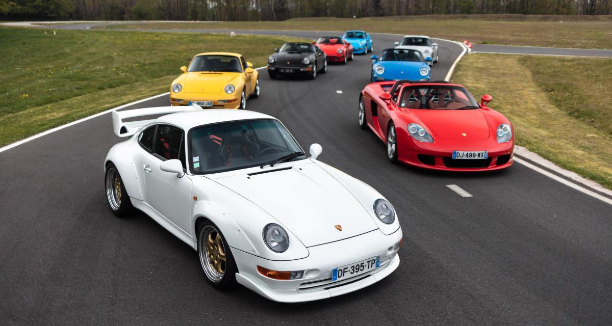 Vente Artcurial du 17 juin : 9 Porsche et une Ferrari à l'honneur