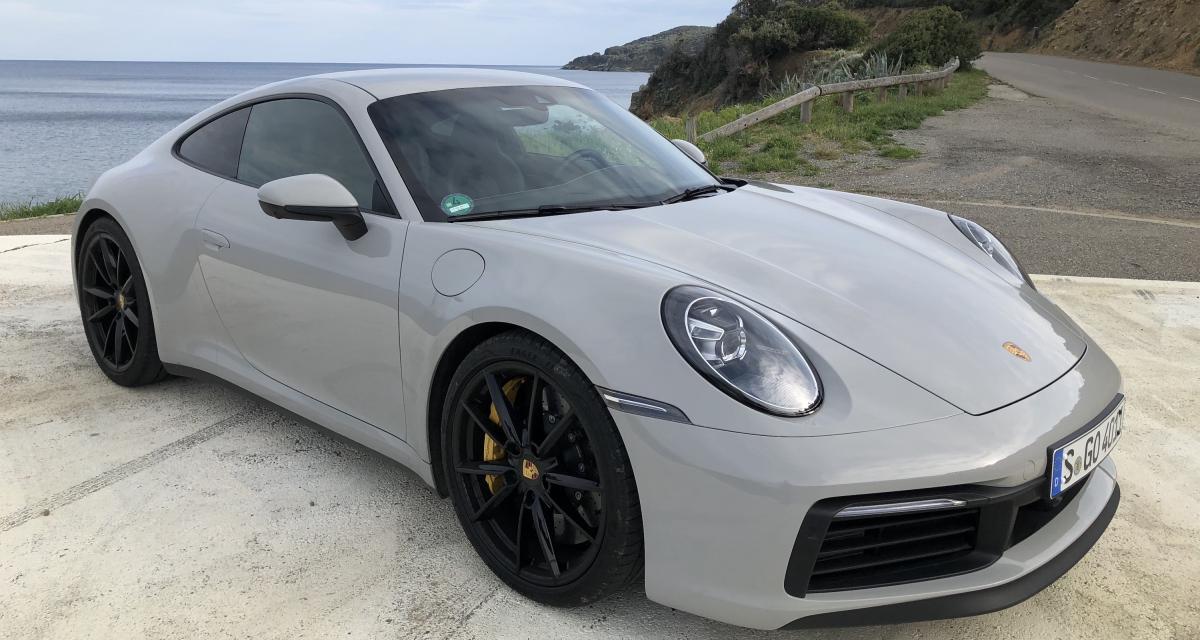 Nouvelle Porsche 911 (type 992) : notre essai complet de la plus populaire des sportives