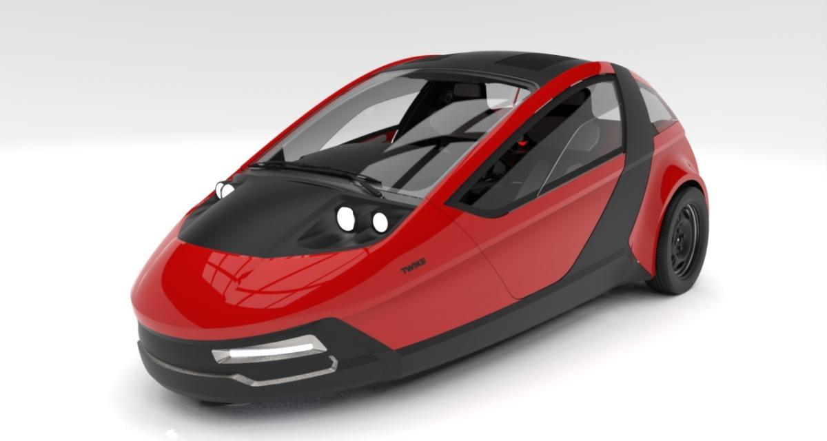 Twike 5 : véhicule à la pointe de l'énergie propre
