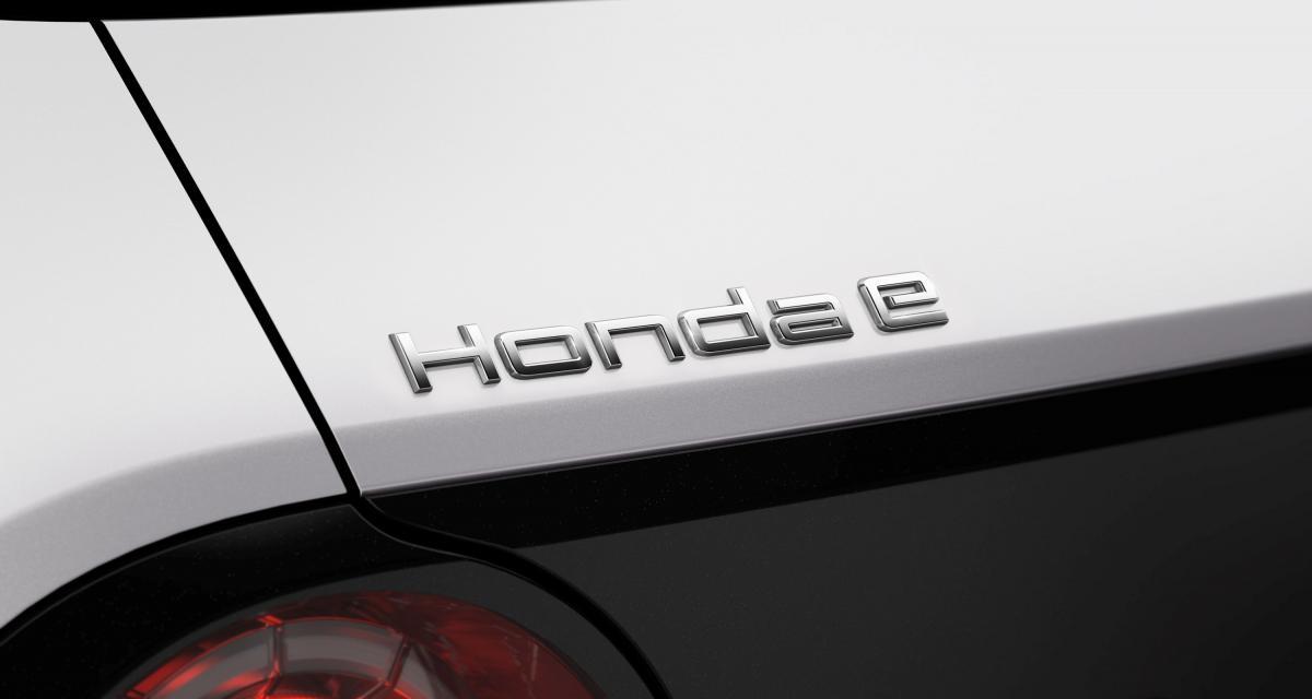 Honda e : la citadine électrique japonaise est prête