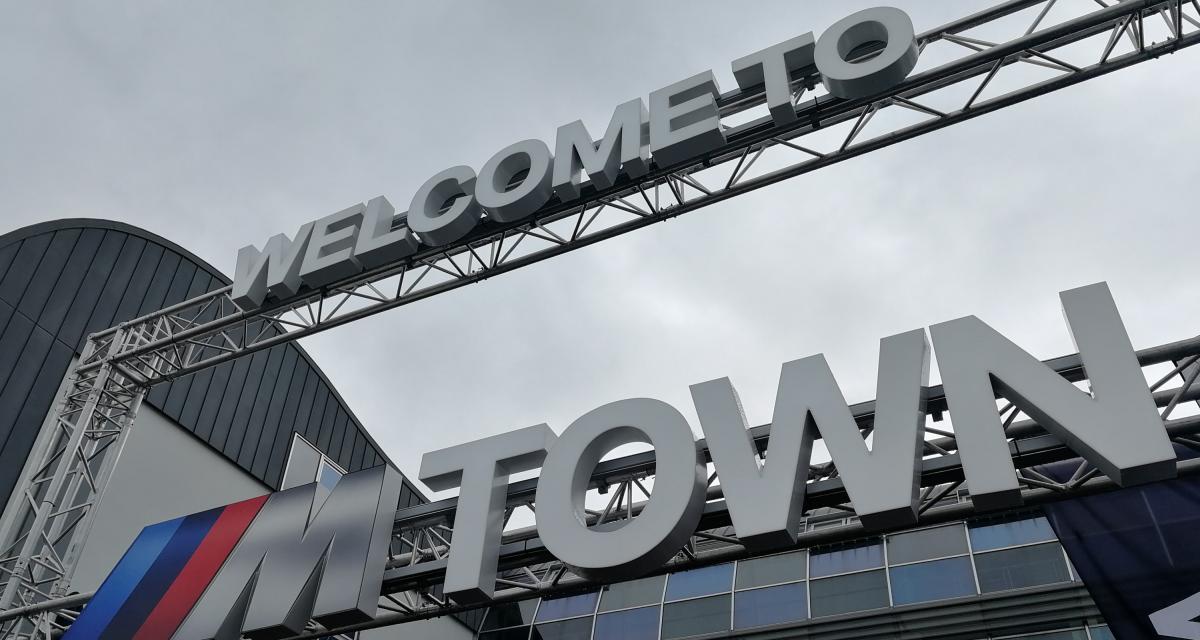 BMW M Town Festival : tous à Magny-Cours
