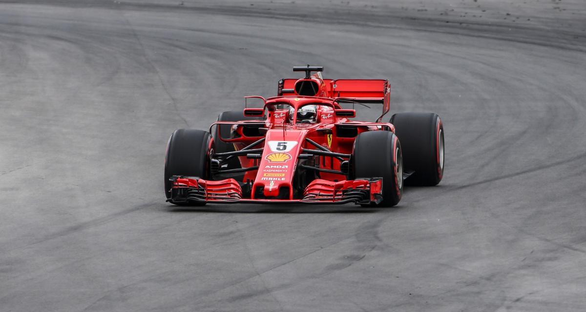 Grand Prix d'Espagne : évolution du moteur Ferrari pour Vettel et Leclerc
