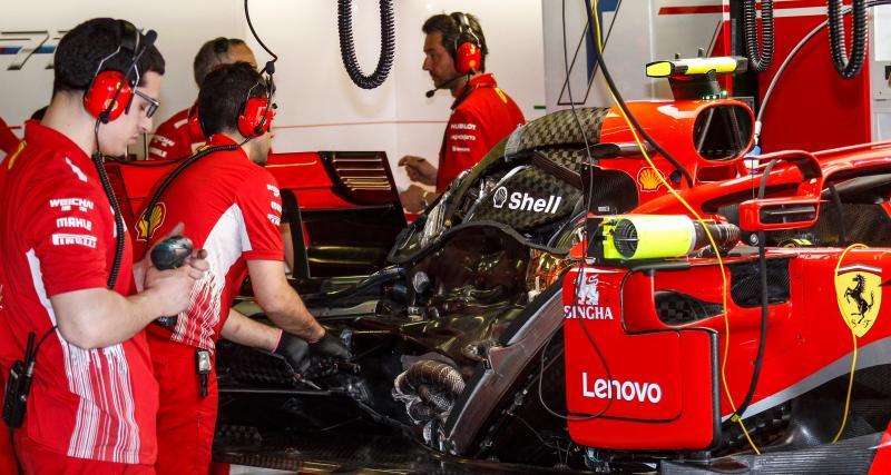 Enjeux pour Ferrari