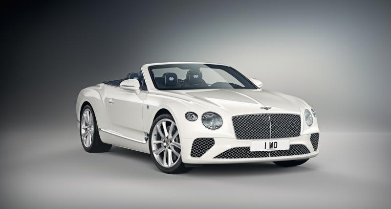 Bentley Continental GTC Bavarian : toutes les photos de l'exemplaire unique