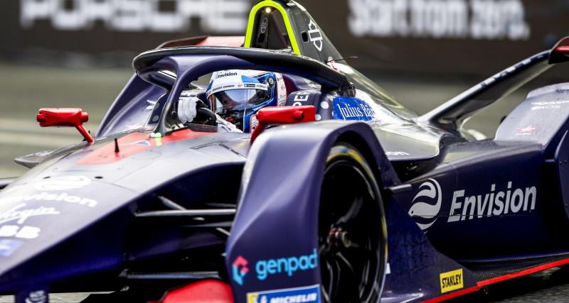 Le E-Prix de Monaco de Formule E à la télévision