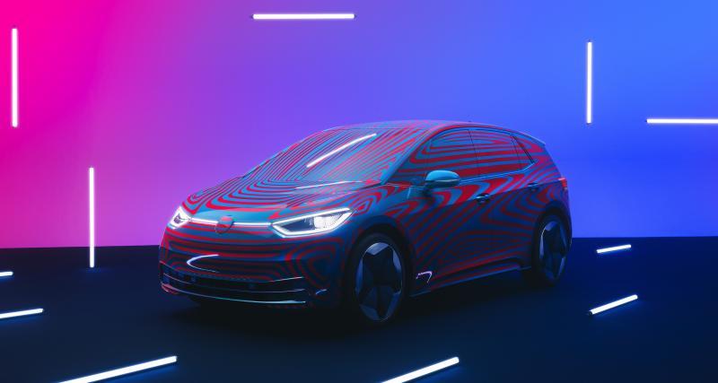 Volkswagen ID.3 : la compacte électrique en trois points