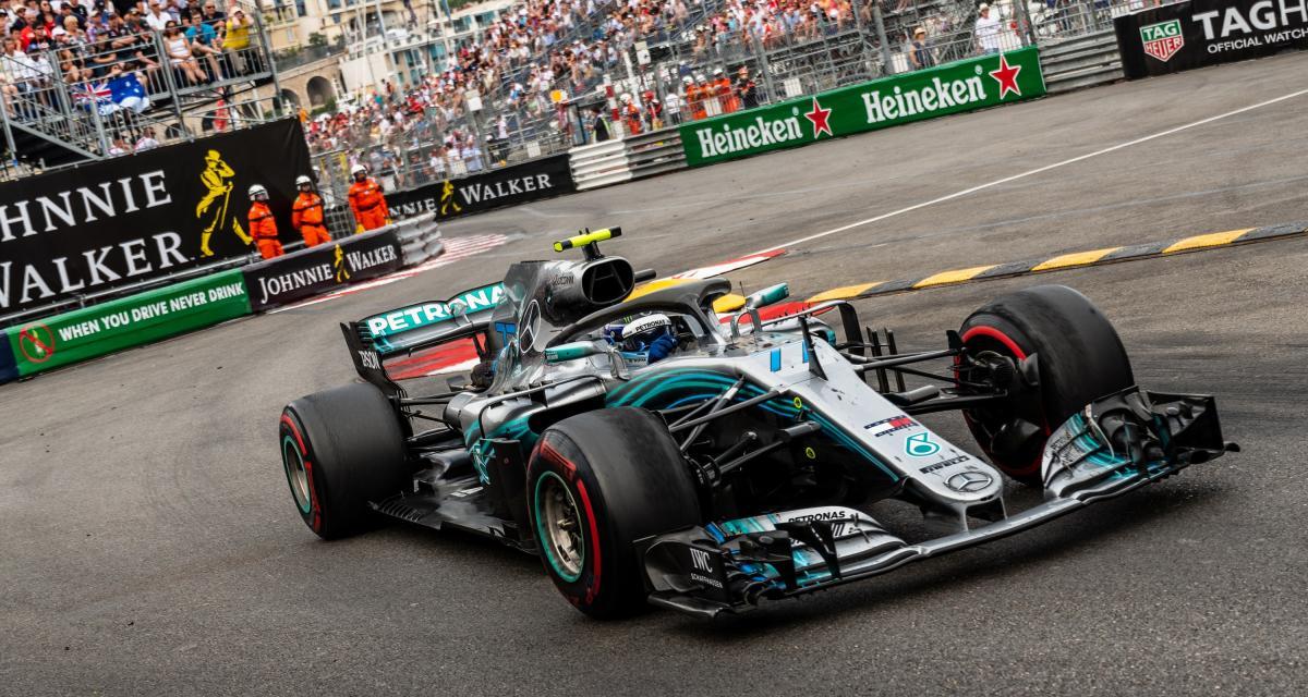 F1 / GP d'Espagne : Bottas s'offre la 1e séance des essais libres
