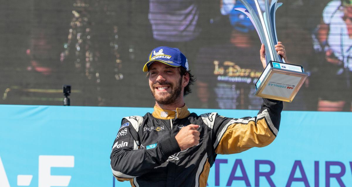 Formule E: Jean-Eric Vergne s'impose à Monaco