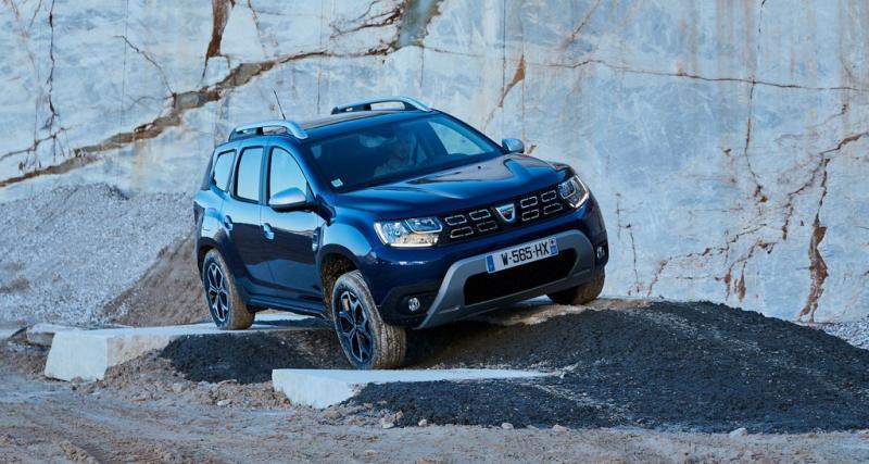 Dacia Duster : les prix des nouveaux moteurs essence