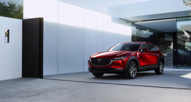 Mazda CX-30 : les pré-commandes ouvertes