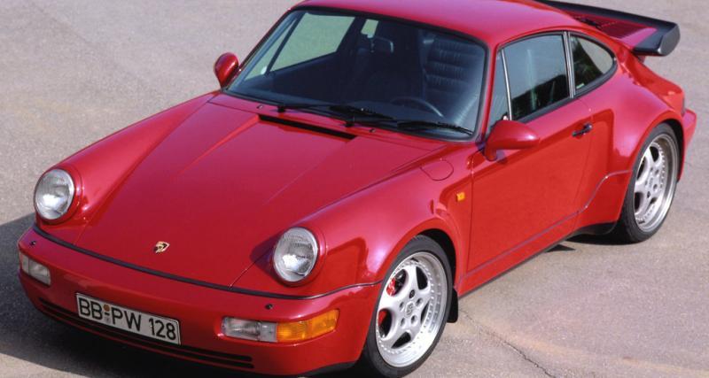 Fin de l'envolée de la cote des Porsche de collection