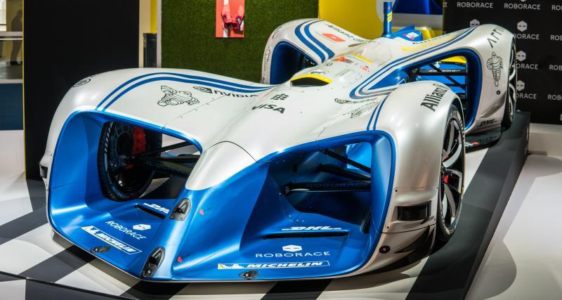 Roborace : le futur de la course automobile ?