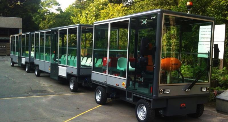 Sunshuttle : Lille passe au vert pour son petit train