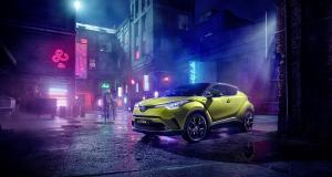 Toyota commercialise une série limitée JBL Edition sur le C-HR