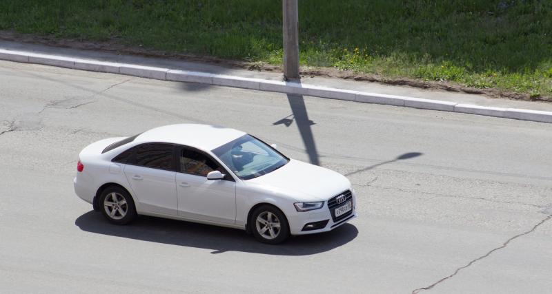 Quand un ancien général algérien roulait en Audi blindée de 4 millions de dollars