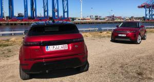 Essai Land Rover Range Rover Evoque: au volant du nouveau SUV anglais