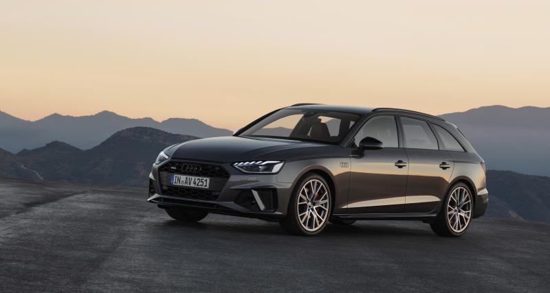 Nouvelle Audi A4 : toutes les photos du restylage