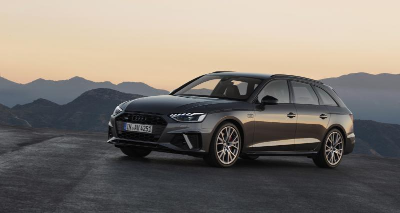 Audi A4 edition one