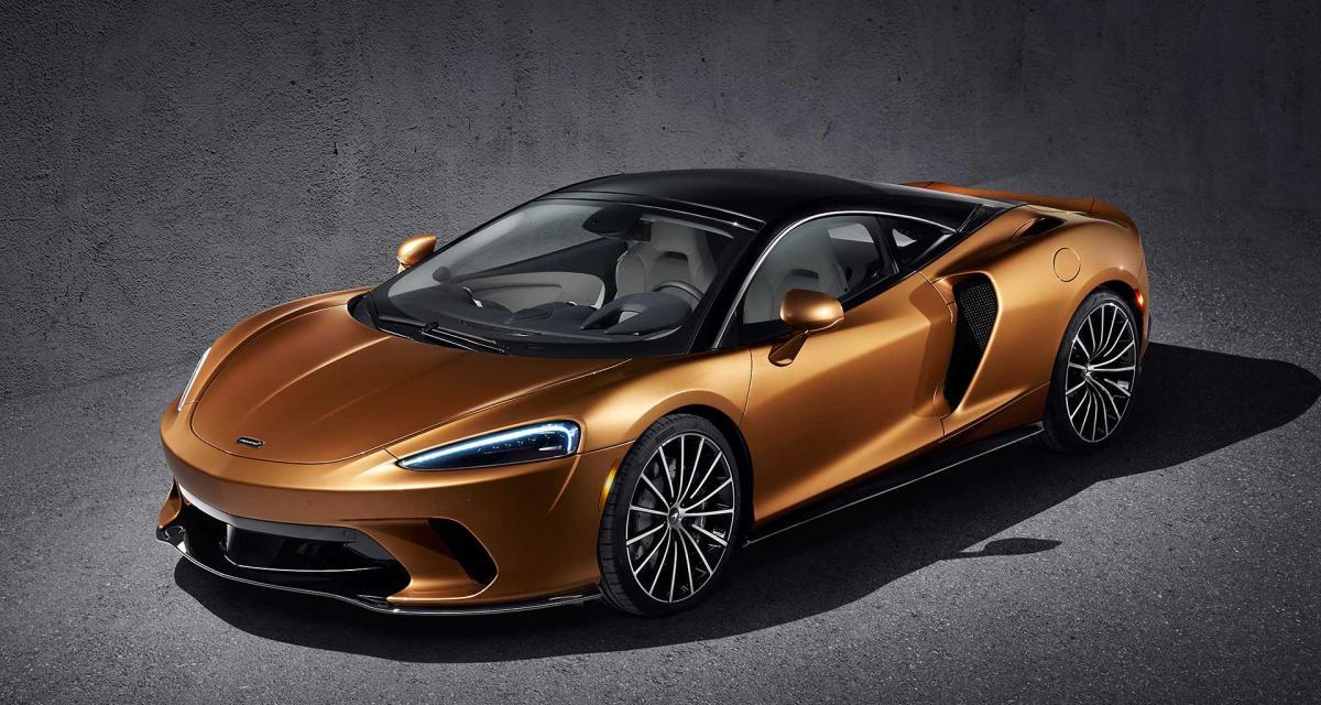 McLaren GT : toutes les photos de la nouvelle sportive de McLaren