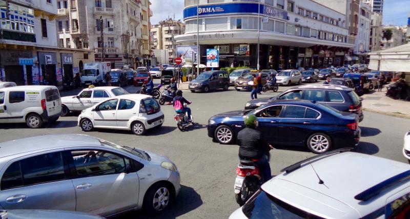 Casablanca : le ras-le-bol des habitants face aux faux voituriers