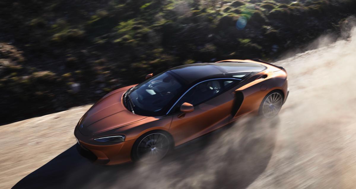 McLaren GT : luxe, vitesse, praticité