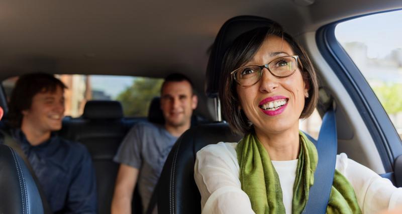 Uber instaure le silence sur demande dans ses voitures