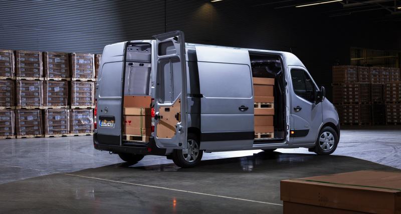Opel Movano : l'utilitaire au service des pros