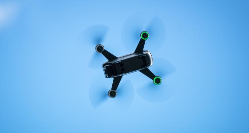 Drones traqueur de motos : le nouveau hold-up de l'état ?