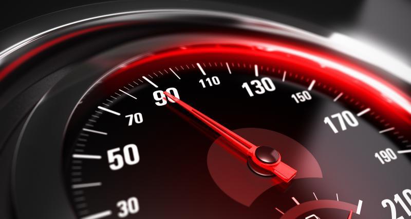Retour des routes à 90 km/h: la volte-face du gouvernement