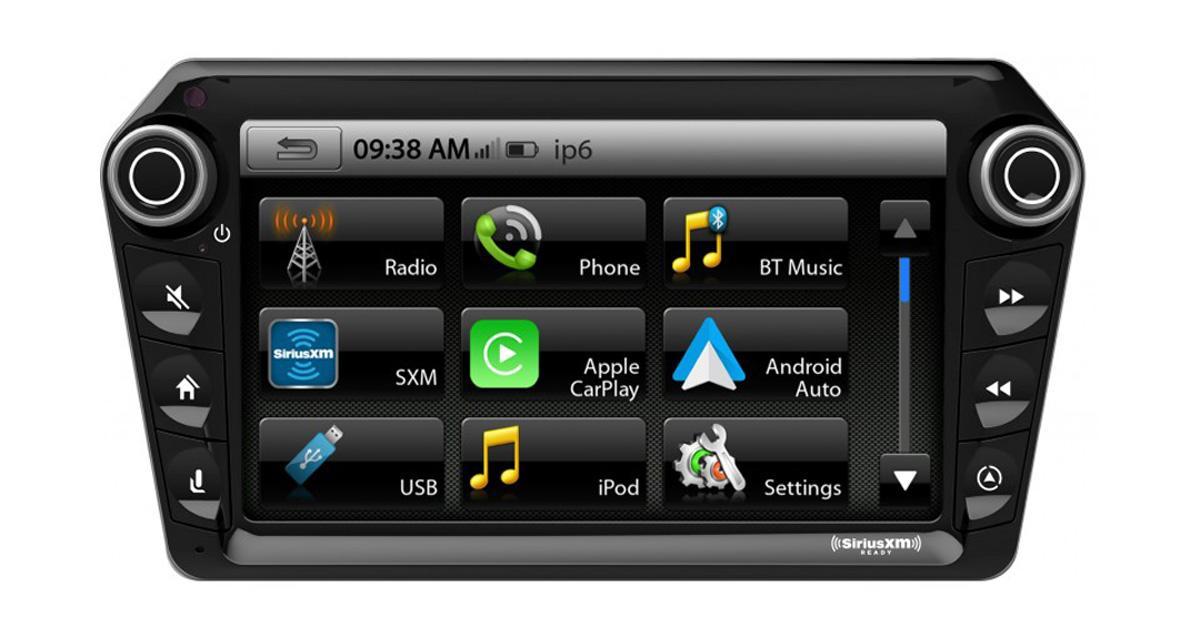 Stinger commercialise une station multimédia en 8 pouces avec CarPlay et Android Auto