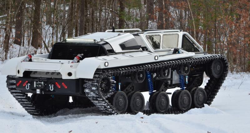 """Le tank Ripsaw de """"Fast and Furious 8"""" disponible à la vente"""