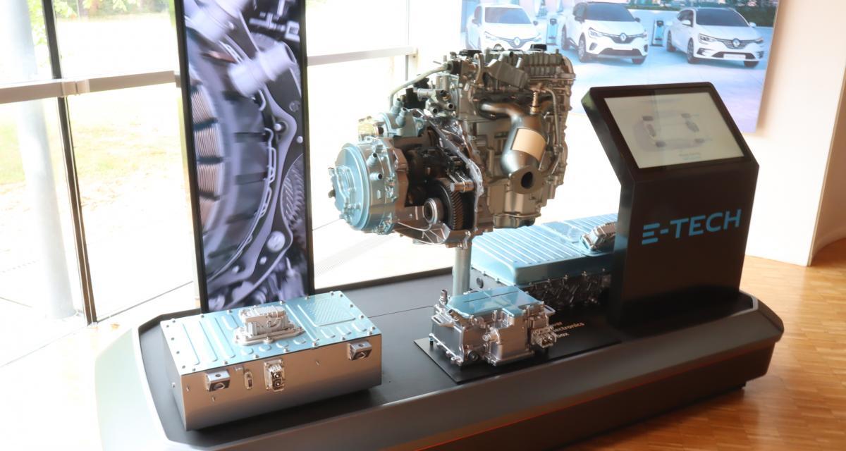 Renault : tout savoir sur sa technologie hybride E-Tech