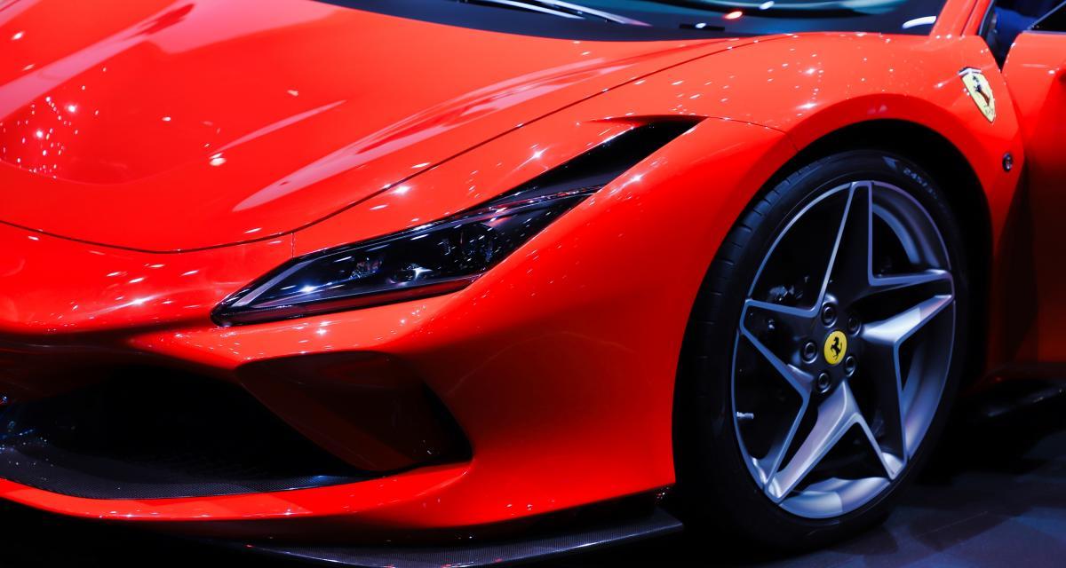 Ferrari F8 Tributo : la sportive en 3 points