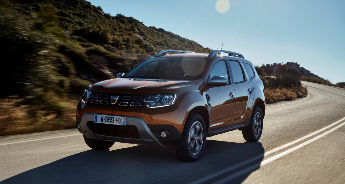 Dacia Duster : les nouvelles motorisations en 3 points