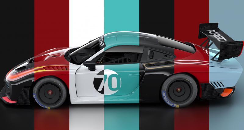 Porsche 935 : 7 nouvelles livrées historiques