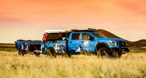 Nissan Ultimate Parks Titan : un nippon à l'américaine