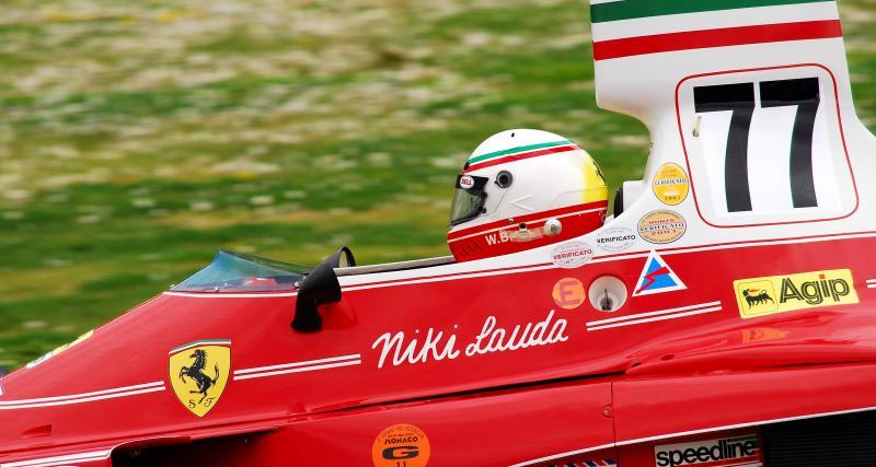 Mort de Niki Lauda: adieu monsieur l'ordinateur