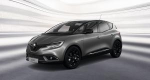 Renault Scénic Black Edition : toutes les photos du monospace