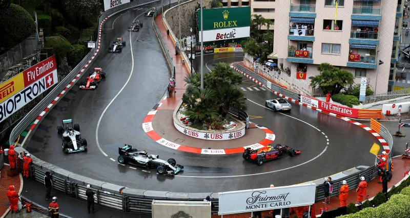 GP de Monaco de Formule 1 : le programme TV
