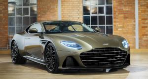 Aston Martin DBS Superleggera : toutes les photos d'une vraie James Bond car