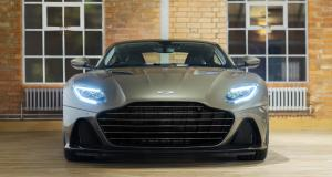 Hommage à James Bond : une Aston Martin DBS Superleggera en série limitée