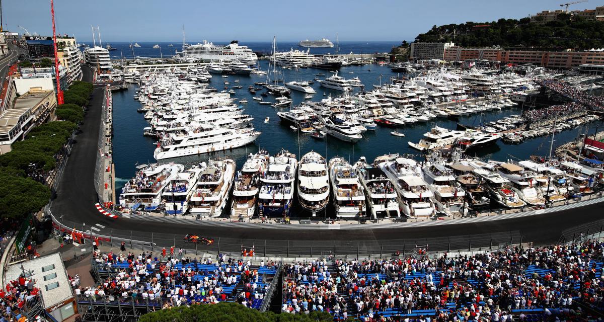 Grand Prix de Monaco: du jeudi au dimanche, pour le business